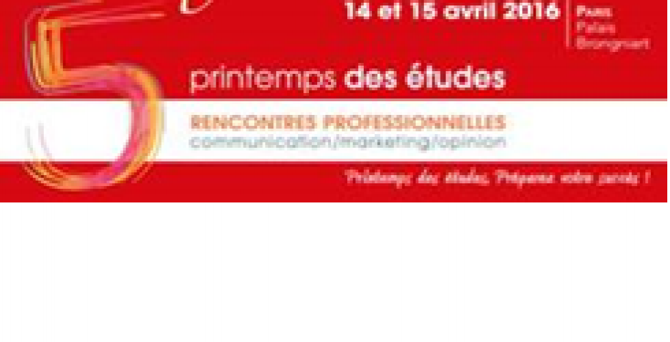 5ème EDITION du PRINTEMPS DES ETUDES