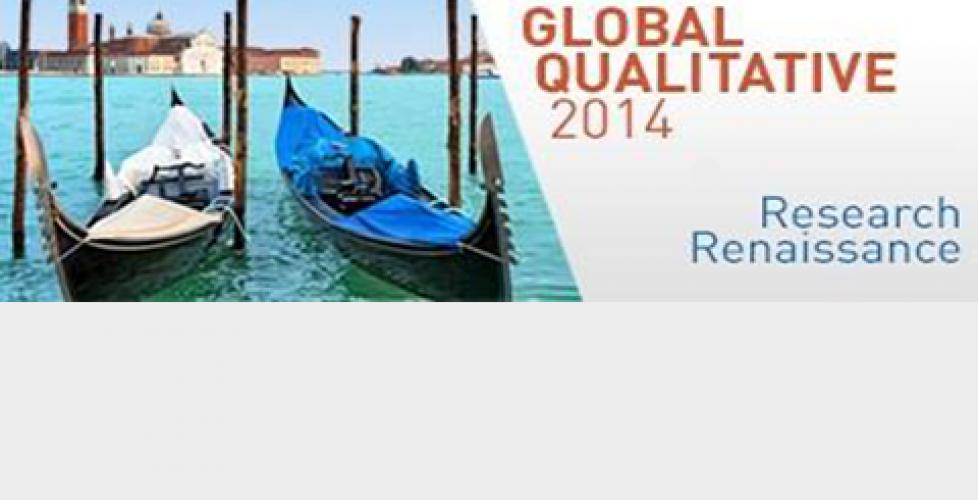 ESOMAR :  GLOBAL QUALITATIVE